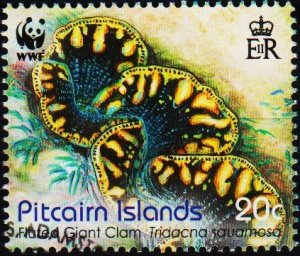 Pitcairn Islands. 2012 20c Fine Used
