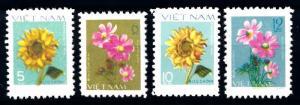 [62069] Vietnam 1978 Flora Flowers Blumen Fleur   MNH