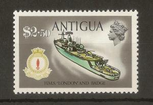 Antigua 1972 $2.50 SG33 MNH
