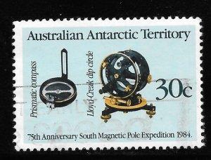 Australian Antarctic Territory Used [3643]