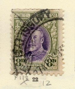 Southern Rhodesia 1930s Early Issue Fine Used 8d. NW-170466