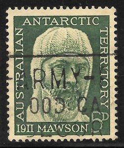 Australian Antarctica # L7 Used