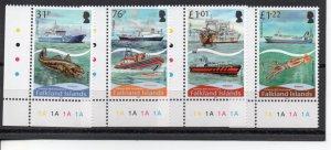 Falkland Islands 1201-1204 MNH
