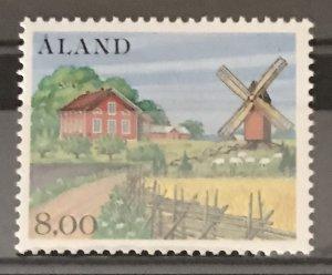 Aland Islands 1984-90 #19, MNH, CV $5.50