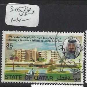 QATAR  (P0304BB)    SG 576    VFU