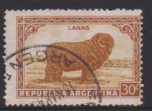 Argentina Sc#442 Used