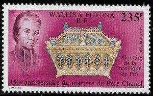 Wallis & Futuna #C166 MNH Stamp - Father Louis Marie Chanel