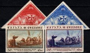 Spain #426-9 MNH CV $17.25  (X9447)