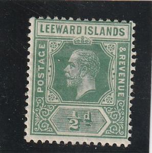 Leeward Islands  Scott#  47  MH