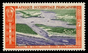French West Africa 1951 Scott #C16 Mint Never Hinged