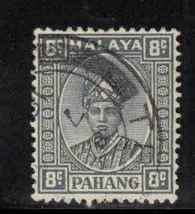 MALAYA-Pahang Scott 34 Used