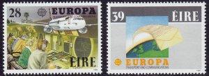 Ireland MNH 717-8 Europa 1988