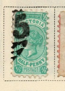 Victoria 1873-81 Early Issue Fine Used 1/2d. 326794