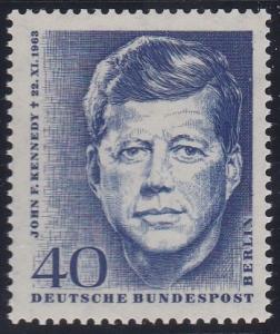 Berlin 214 MNH (1964)