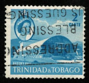 Queen, Trinidad and Tobago, 2 cents (T-6176)