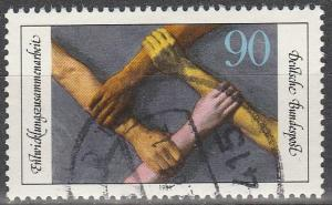 Germany #1356  F-VF Used  (S6999)