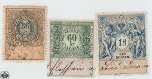 Austria Cinderella Revenue Fiscal stamp 9-19-21 as seen- 4p