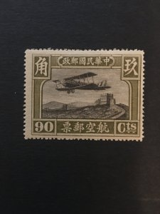 china ROC air stamp, MLH, key stamp, RARE,  list#213