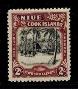Niue 84 MLH Superb