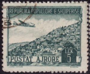 Albania C57 Used