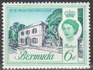 Bermuda #180 F-VF MNH  (S2944)