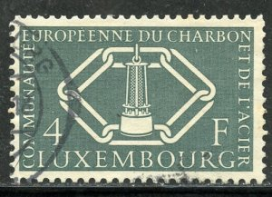 Luxembourg # 317, Used. CV $ 4.75