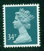 Great Britain #MH151  Mint  VF NH