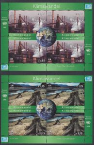 434-35 United Nations Vienna Climate Change MNH