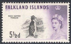 FALKLAND ISLANDS SCOTT 134