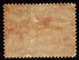 Canada Sc #85 Xmas 1898 MH ,Og  F-VF