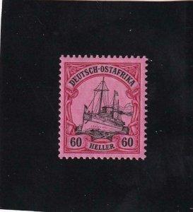 German: East Africa: Sc #38, MH (42208)