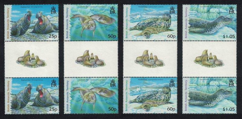 BAT Seals 4v Gutter Pairs SG#448-451