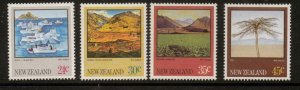 NEW ZEALAND SG1312/5 1983 PAINTINGS MNH