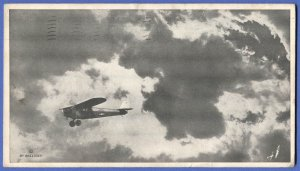 US Scarce 1929 Special Airmail Flight card, Sc C10, signed by Pilot Trow Sebree