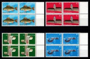 Switzerland 1983 Publicity Issue Block Set [Mint]