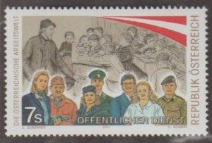 Austria Scott #1859 Stamp - Mint NH Single