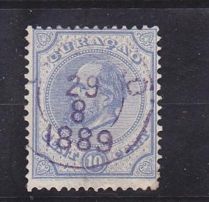 Netherlands Antilles  Scott#  4  Used