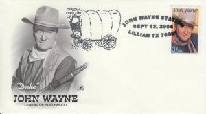 2004 John Wayne Lillian TX Artcraft