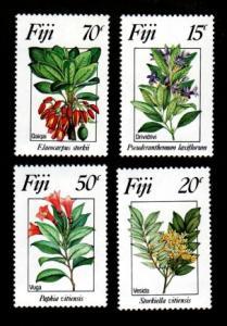 Fiji 505-508 Mint NH MNH Trees!
