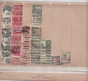 mexico used air stamps   Ref 9492
