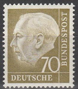 Germany #716 MNH CV $4.50++ (S1238)