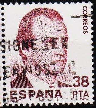 Spain. 1984 38p from S.G.MS2761. Fine Used