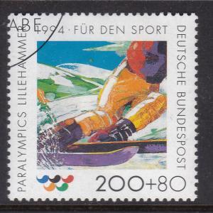Germany MiNr 1720 / used / 1994