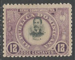 DOMINICAN REPUBLIC 148 MOG Z4785-1