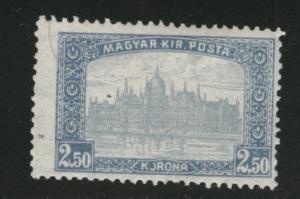 Hungary Scott 364 Used