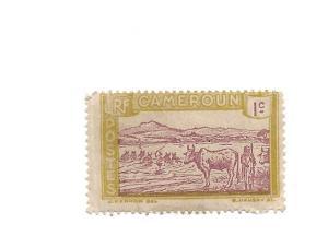 Cameroun 1925 - M - Scott #170 *