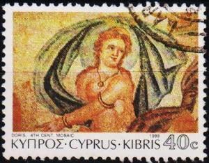 Cyprus. 1989 40c S.G.767 Fine Used