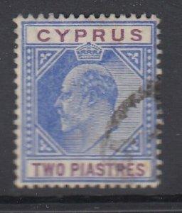 CYPRUS, Scott 53, used