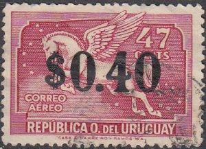 Uruguay #C106    Used