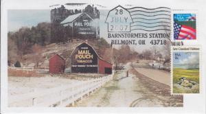 2007 Barnstormers - Mail Pouch Tobacco - Belmont OH  Pictorial 2